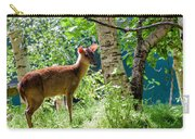 Muntjac Deer - Muntiacus Reevesi Carry-all Pouch
