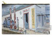 Mural Art At Consul 2 Carry-all Pouch