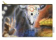 Mural Art Carry-all Pouch