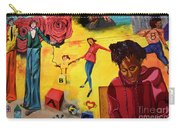 Mural San Francisco Carry-all Pouch