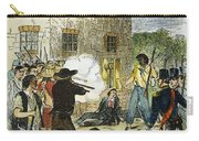 Murder Of Joseph Smith Carry-all Pouch