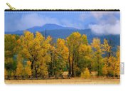Murmur Of The Cottonwoods Carry-all Pouch