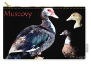 Muscovy Carry-all Pouch