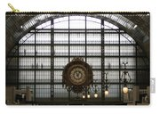 Musee D'orsay's Clock Carry-all Pouch