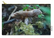 Mushroom Up Close 7046 1676 Carry-all Pouch