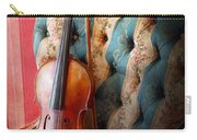 Music - Violin - Musical Elegance  Carry-all Pouch