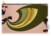Music And Color - Dancing Digital Carry-all Pouch