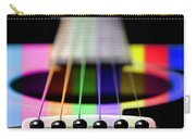Music Is A Rainbow To The Heart Carry-all Pouch by Andee Design