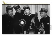 Music: The Ink Spots Carry-all Pouch by Granger