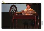 Musician And Glass Armonica Carry-all Pouch