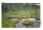 Muskeg Bog With Ponds, Mitkof Island Carry-all Pouch