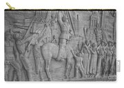 Mussolini, Haut-relief Carry-all Pouch by Photo Researchers