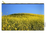 Mustard Grass Carry-all Pouch