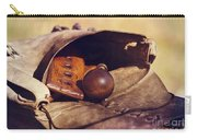 Muzzle Loader's Tools-color Carry-all Pouch