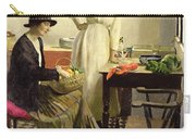My Kitchen Carry-all Pouch by Harold Harvey