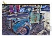 My Old Truck Carry-all Pouch by Garry Gay
