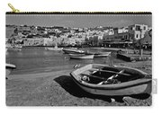 Mykonos Boats Carry-all Pouch