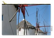 Mykonos Windmills Carry-all Pouch