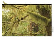Mysterious Moss Carry-all Pouch
