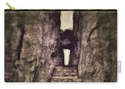 Mysterious Stairway Into A Canyon Carry-all Pouch