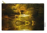 Mystery In Forest Carry-all Pouch by Svetlana Sewell