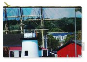 Mystic Seaport Ct Carry-all Pouch