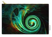 Mystical Spiral Carry-all Pouch