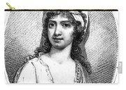Nancy Storace (1765-1817) Carry-all Pouch