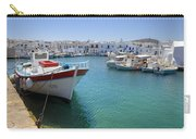 Naoussa - Paros Carry-all Pouch
