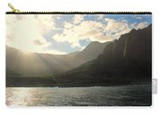 Napali Coast Sunrise Carry-all Pouch