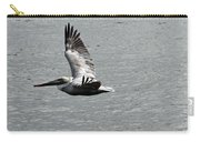 Naples Florida Pelican On The Prowl Carry-all Pouch
