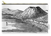 Naples: Monte Nuovo, 1887 Carry-all Pouch