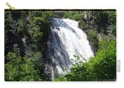 Narada Falls Through The Trees Carry-all Pouch