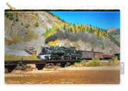Narrow Gauge Colors In Silverton Carry-all Pouch