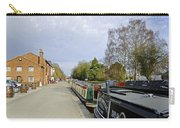 Narrowboats At Fradley Junction Carry-all Pouch
