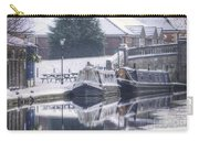 Narrowboats At The Boat Inn Carry-all Pouch