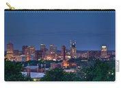 Nashville Cityscape 7 Carry-all Pouch
