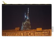 Nashville Downtown Night Scene Carry-all Pouch