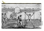Natchez Punishment, C1725 Carry-all Pouch