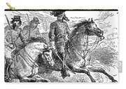 Nathan Bedford Forrest (1821-1877) Carry-all Pouch