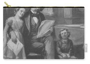 Nathaniel Hawthorne, American Author Carry-all Pouch
