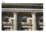 National Bank Of Romania Carry-all Pouch