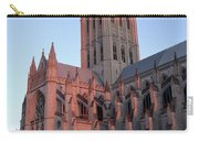 National Cathedral At Sunset Carry-all Pouch