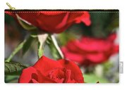 National Trust Rose Carry-all Pouch