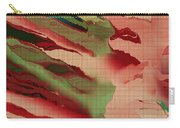 Native Abstract Weave Carry-all Pouch