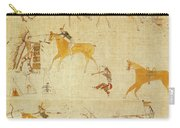 Native American Art Carry-all Pouch