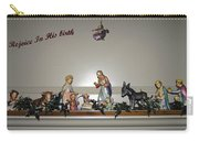Nativity Set Carry-all Pouch