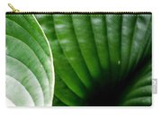 Natural Abstract 2 Carry-all Pouch