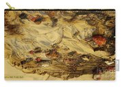 Natural Abstract 3 Carry-all Pouch