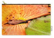 Natural Abstract 40 Carry-all Pouch
